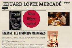 WEB PERSONAL D'EDUARD LÓPEZ MERCADÉ