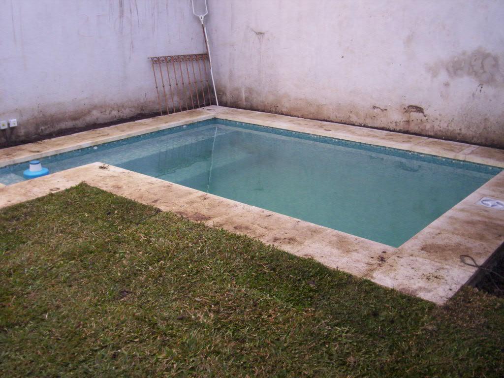 Arq martin arevalo arquitectura construcciones piscina for Piscina desmontable 4x3