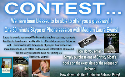 Follower Saturday: Upcoming Christy Sloat Contest