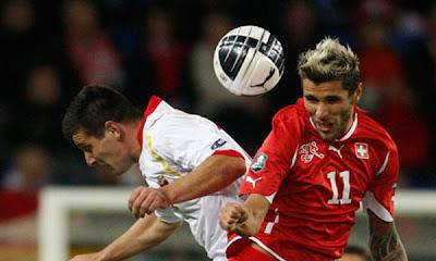 Switzerland 2 - 0 Montenegro