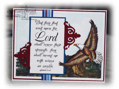 Our Daily Bread Designs, Keep Climbing, On Eagles' Wings