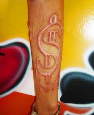 Scar Tattoo Design Picture Gallery - Scar Tattoo Ideas