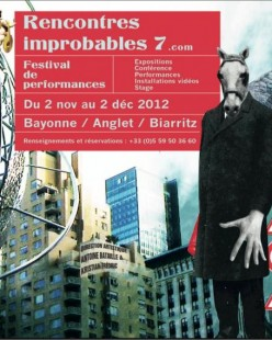 Rencontres improbables bayonne