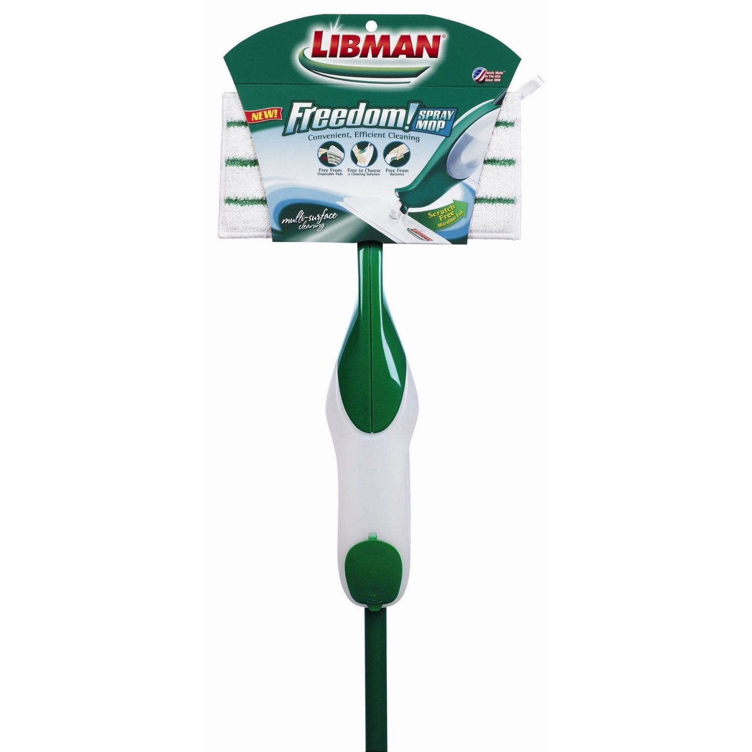 = $ for both or $ each after coupons & gift card. Keep in mind there are other Libman mops, brooms and scrubbers included in the offer that you can mix & match with as well. The Freedom spray mop is included at $, and there is a $5/1 Libman Freedom Spray Mop if you have interest.