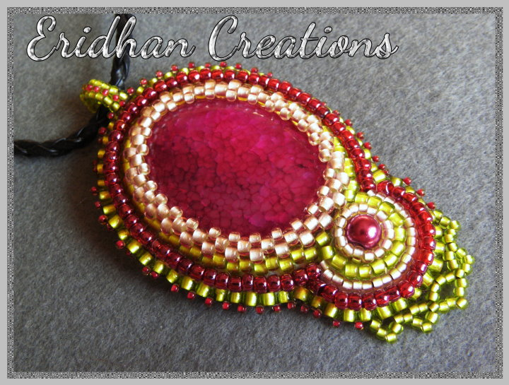 Eridhan Creations Beading Tutorials Bead Embroidery