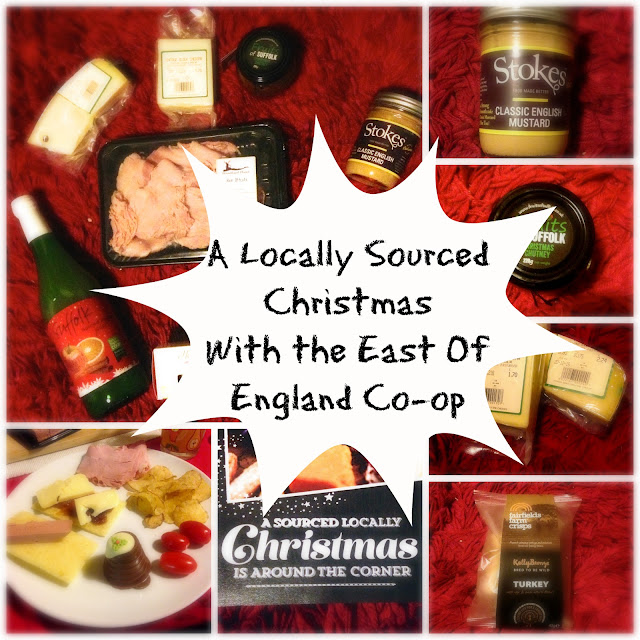 A Locally Sourced Christmas with the East of England Co-op