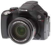 Canon Poweshot SX40 HS
