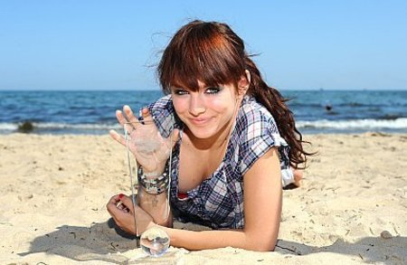 Top 25 Sexiest women Singers Alive 2012 Ewa Farna