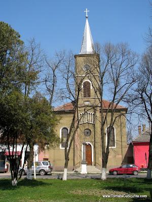 biserica din ineu