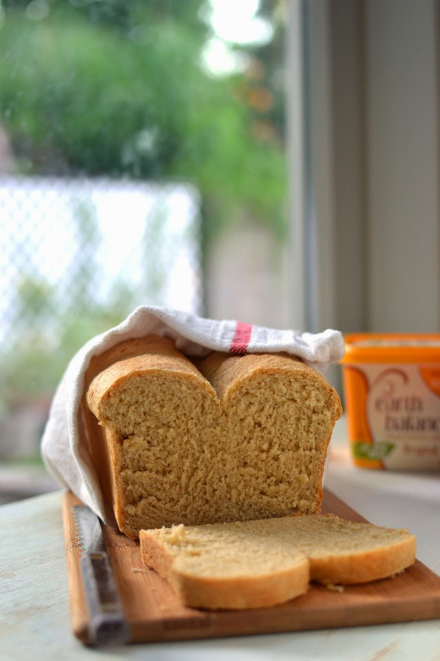 Whole wheat Milk Bread made in the US