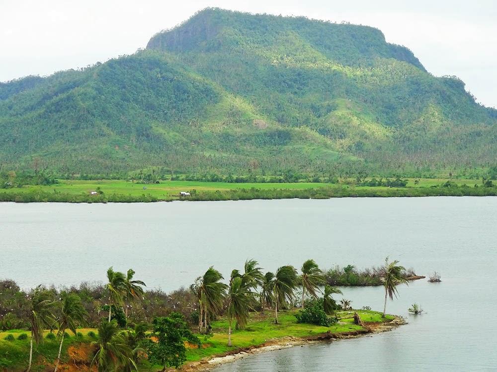 Tacloban Mountains