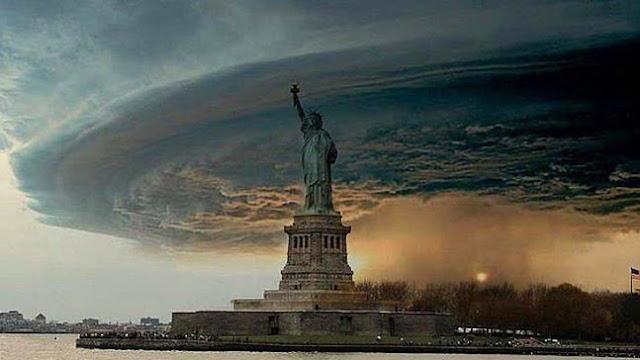 Foto Palsu Badai Sandy Yang Sempat Menghebohkan