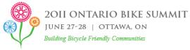 2011 Ontario Bike Summit