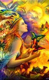 """Fantástico mundo"" de Nadia Strelkina"
