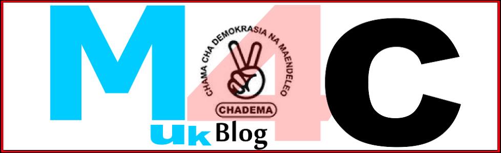 Chadema Blog UK