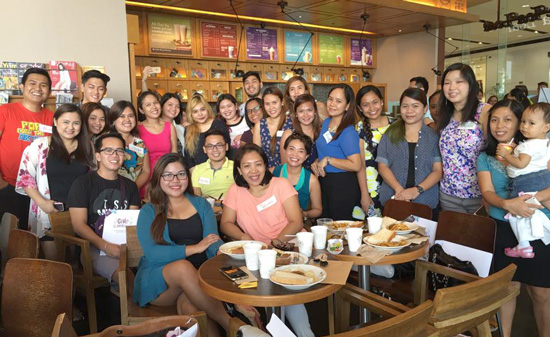 THE COFFEE BEAN & TEA LEAF 2015 HOLIDAY LAUNCH IN DAVAO