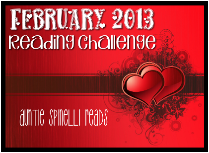 February 2013 Monthly Reading Challenge
