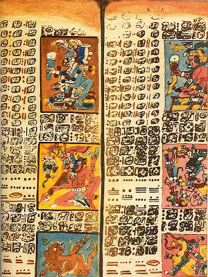 Popol vuh codigo codex dresden