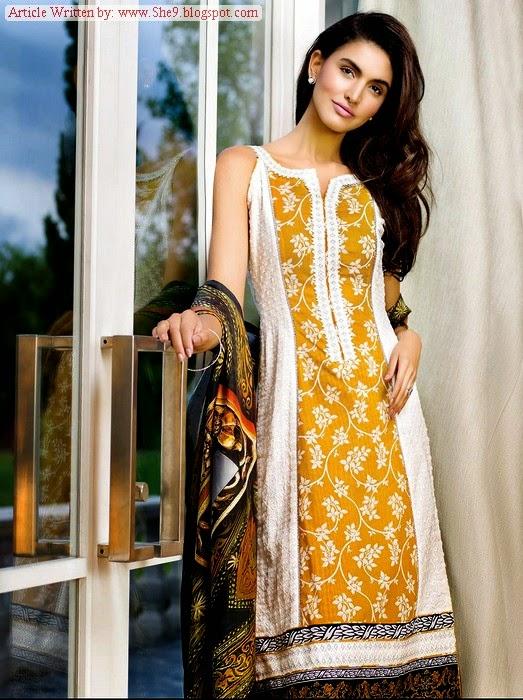 Asim Jofa - Luxury Eid Collection 2014-2015