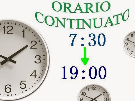 Domenica 7:00-13:00