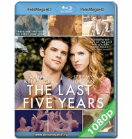 THE LAST FIVE YEARS (2014) FULL 1080P HD MKV INGLÉS SUBTITULADO