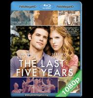 THE LAST FIVE YEARS (2014) FULL 1080P HD MKV INGLÉS SUBTITULADO