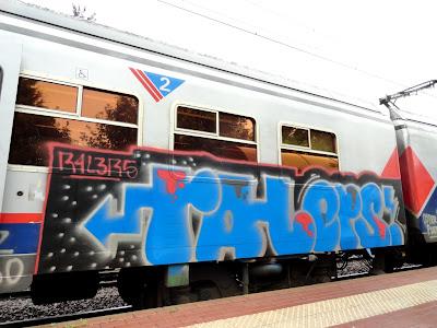 R4L3R5 graffiti