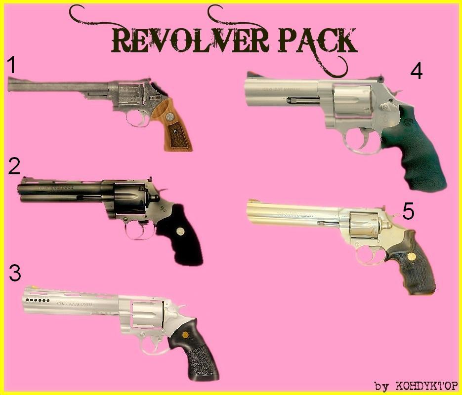 [Resim: REVOLVER_PACK.jpg]