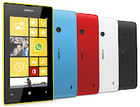 Nokia Lumia 520, colores disponibles