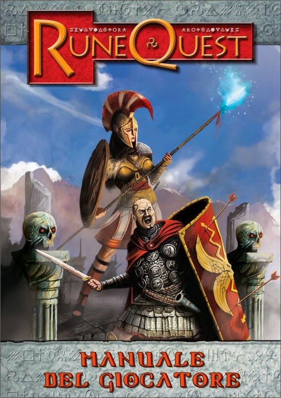 Anteprima di RuneQuest 6
