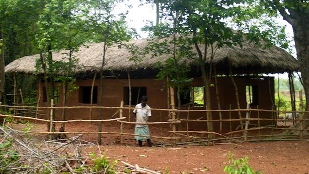 santal house