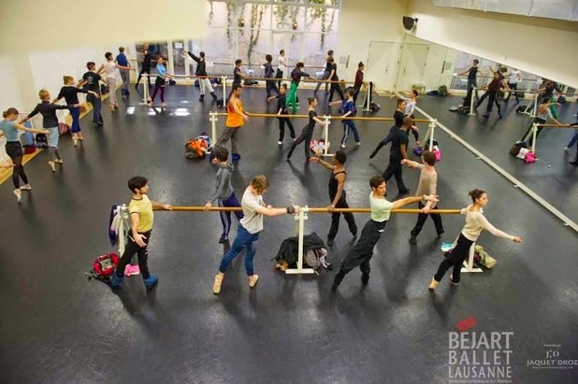 Questions sur la pratique de la danse classique