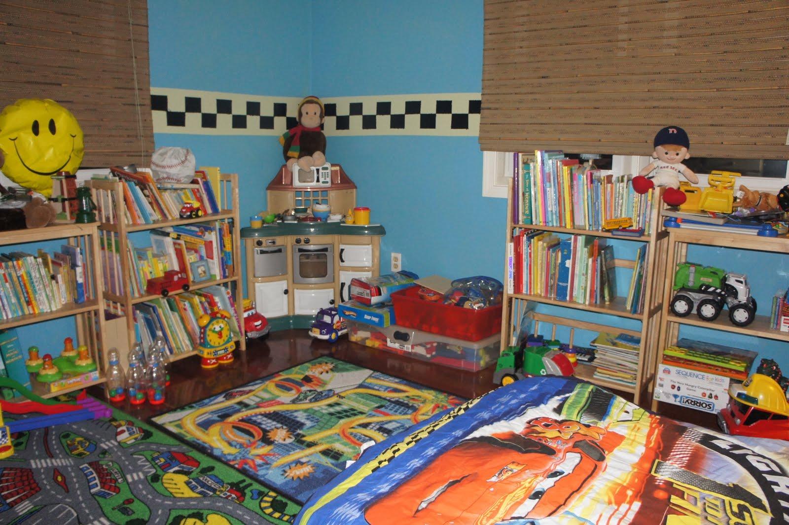 ChunkyMonkeyBumz: My Kids Rooms :) Jungle Animals & Construction ...