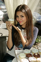Victoria Justice 2010 Gregory Pace photoshoot