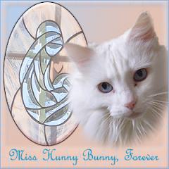 Miss Hunny Bunny RIP
