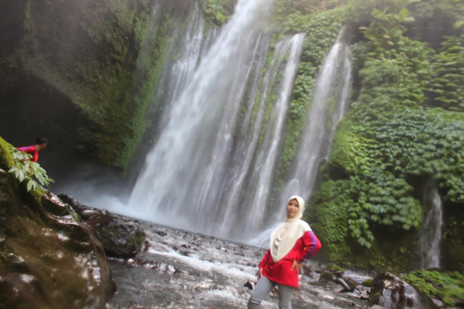 Tiu Kelep, Lombok Utara
