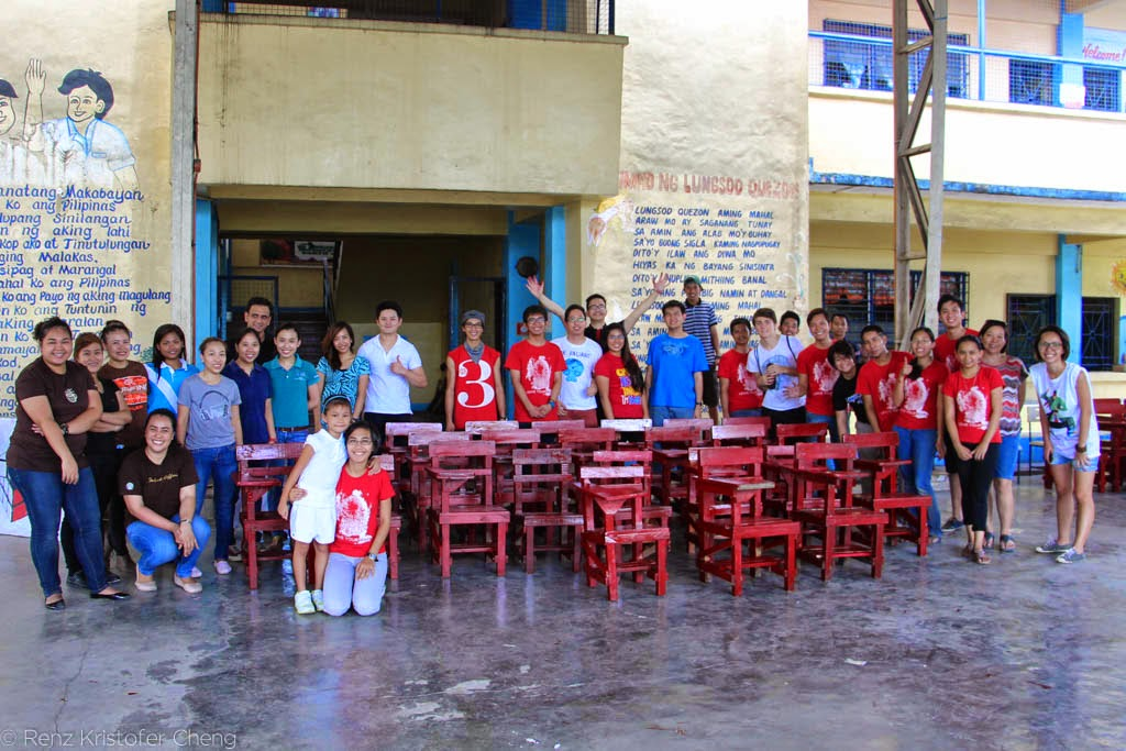 Renovate to Educate in West Fairview Elementary School