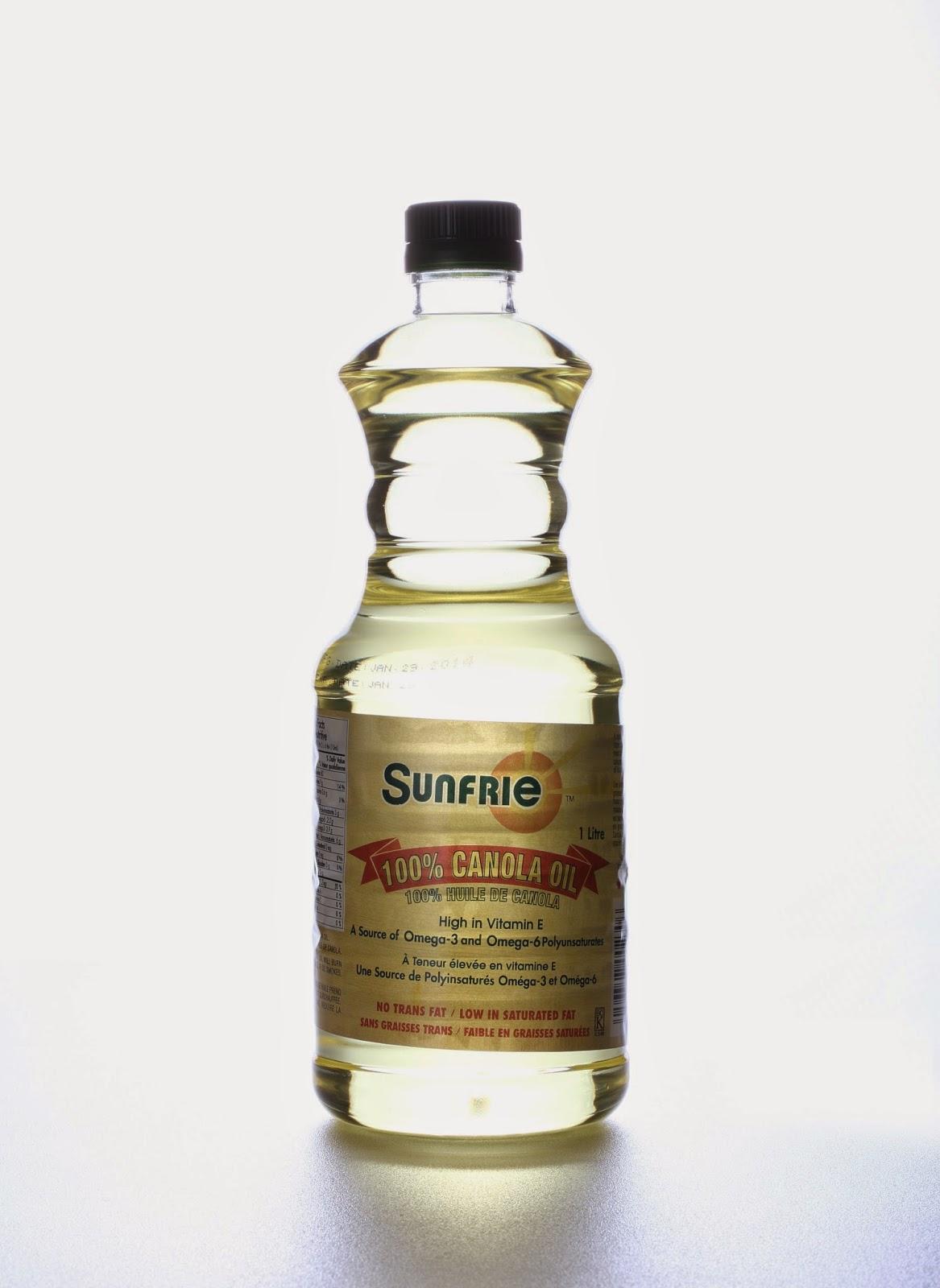 加拿大 Sunfrie 芥花油