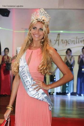 Miss Argentina Tierra 2014