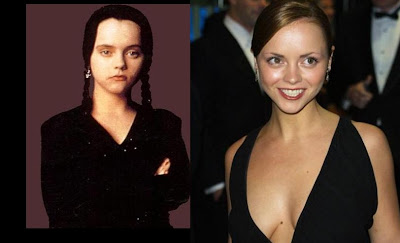 Christina Ricci: Even when she was Wednesday we knew she'd go on to be big!
