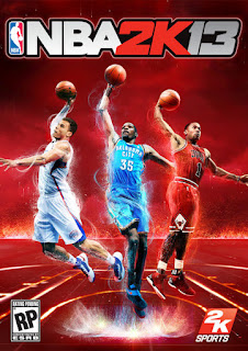 NBA 2K13 Official Cover Release June 26, 2012