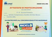 RICICLO DI CLASSE - 2^A