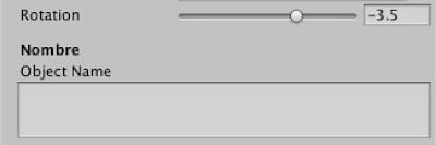 Visualización de configuración de editor