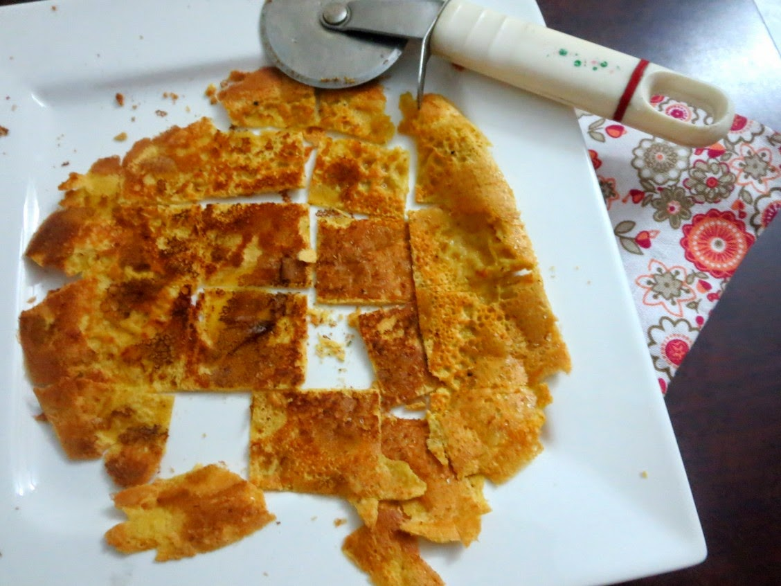 socca | how to make socca - chickpea crepes ~ f for france