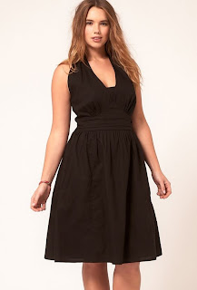 Black Dress that will make you look slimmer