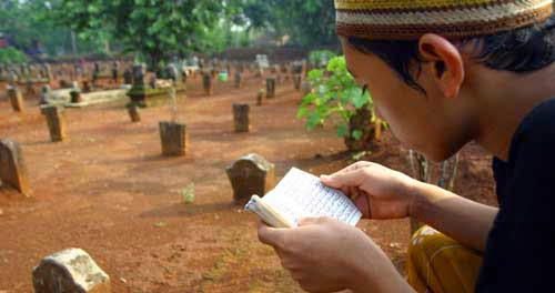 Hukum Membangun Kuburan, Kuburan Islam