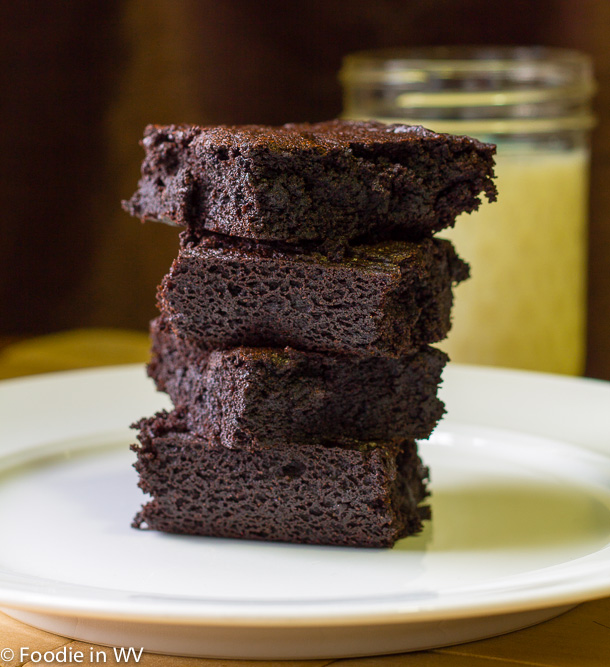 Click for Recipe for Gluten Free Cocoa Brownies