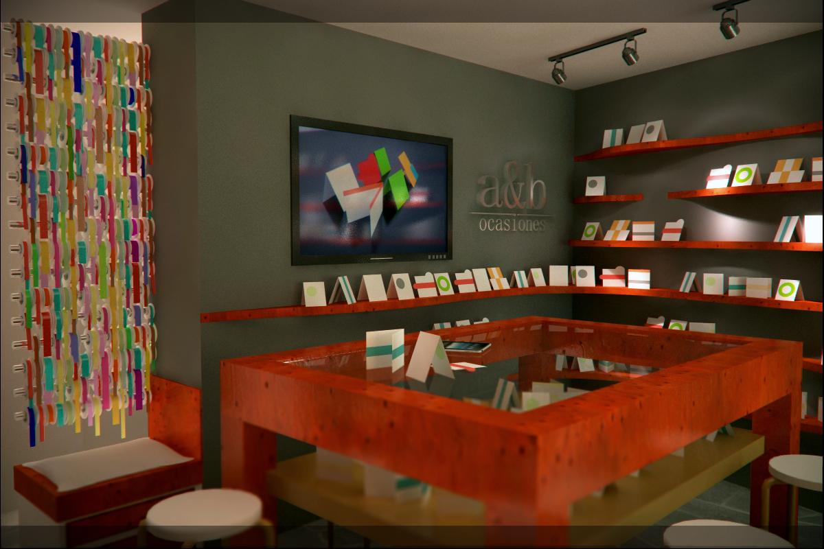 Dise o local comercial for App diseno interiores