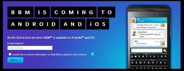 Cara Mendapatkan Aplikasi BBM (Blackberry Messenger) untuk Android dan iOS
