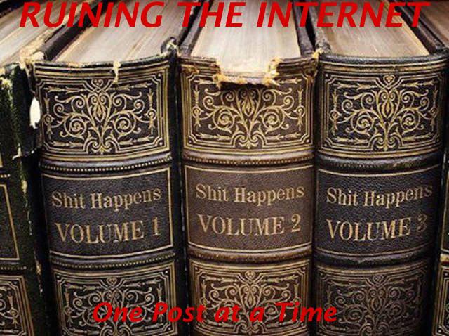 Ruining the Internet